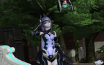 PSO2: Neptilude by Lastwolf333