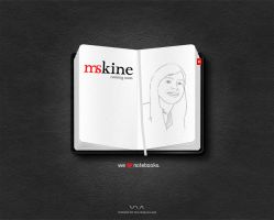 Mskine coming soon page by Pedrolifero