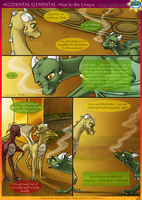 Accidental Elemental: Woe to the Unique, pg 7 by SekoiyaStoryteller