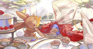 A Picnic to ReMember by starrelly-chan