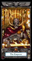 Imperial Tarot - The Emperor by NicolasRGiacondino