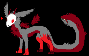 Masked Tailmouth Adopt {CLOSED} by AvalaAdopts