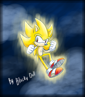 .:Super Sonic:. by Blacky-Doll