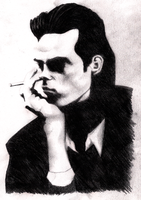Nick Cave by HellsFire