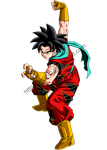 David - Dragon Ball Z OC - by orco05