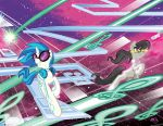 My Little Pony #10 Larry's/Jetpack Covers by TonyFleecs