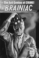 *NOIR* Brainiac! by Nick-Perks