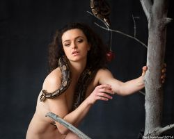 The temptation of Eve, Part 2 by bhalstead