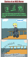 Stories of an MGS Moron 10 by zarla