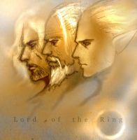 LOTR by uianno