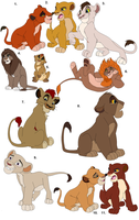 Cub Adoptables Again (1 Left) by Claire-Cooper
