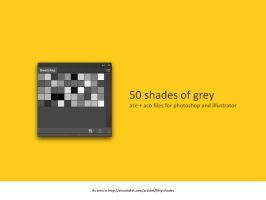 50 Shades Of Grey by Bobbyperux
