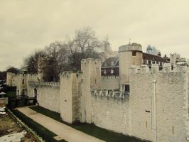 Tower of London by zammechat