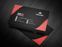 New QR Code Business Card by glenngoh