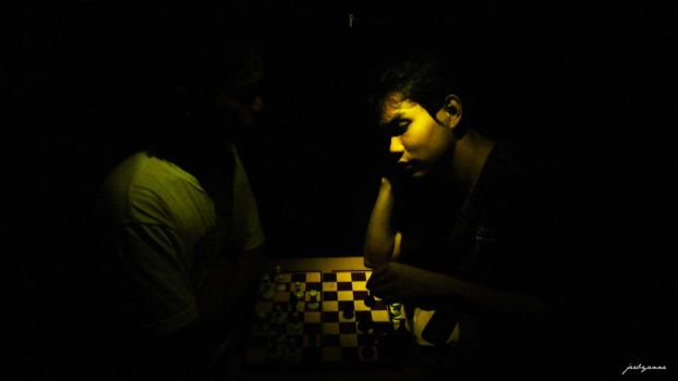 The Chess by cherbi-an