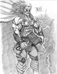 Thor Low Res by YuriDevian