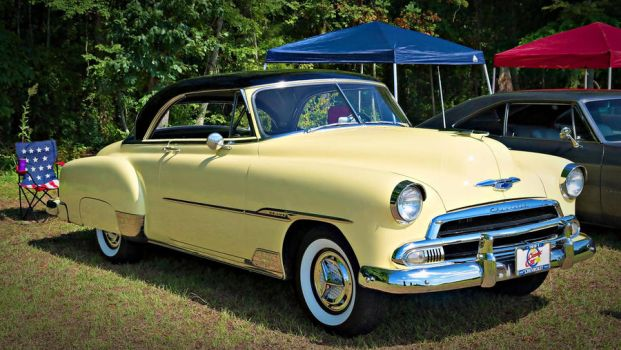 1951 Chevrolet Deluxe by CaramelSyrupAndStuff