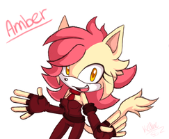 Amberrrrr by Kellkie