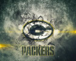 Green Bay Packers Wallpaper by Jdot2daP
