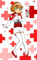Nurse Victory by Arborean