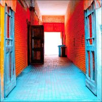 Opening doors by ulyce