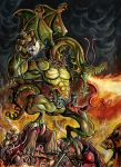 Trogdor the Burninator by MrTuke