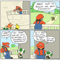 Super Conspiracy Bros by camac