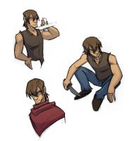 more daryl by enolianslave