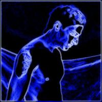 Kendall Francis Schmidt neon form by Falloutdaylenne