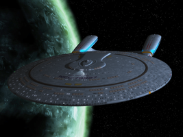 USS Highlander NCC-79927 by Bmused55
