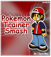 Pokemon Trainer Smash by YoshiMan1118