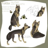 Totto character sheet by Astarcis