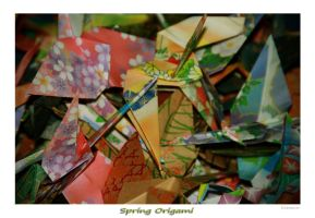 Spring Origami by creativemikey