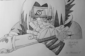 Sasuke 02 by Monstacookie