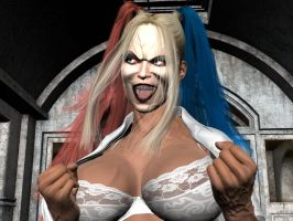 Harley 04 What the f...!? by voradorst