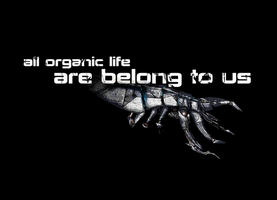 Mass Effect All Organic Life Are Belong to Us by justinglen75