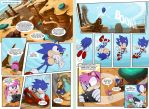 Sonic Origins (first 2 pages) by Tysho