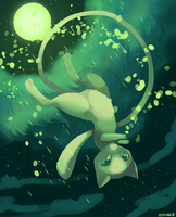 Mew by sidfishes