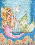 Mermaid Fairy by Hatter2theHare