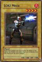 Yu-Gi-Oh Mass Effect Cards 32 by Blackcell8