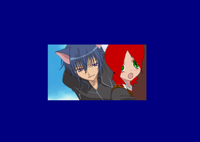 Ikuto And Mika 2 by yaoilover998