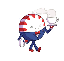 Peppermint Butler by yohunny