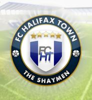 FC Halifax Town Badge 02 by jonnyshaw