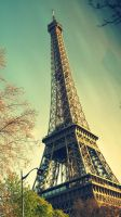 eiffel tower 2 by kayzzy