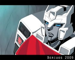 TF : Drift Anime by Beriuos