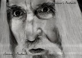 Christopher LEE by Sadness40