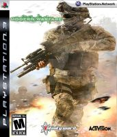 Modern Warfare 2 by MattBizzle2k10