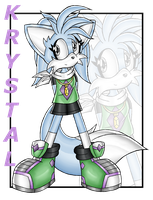 Krystal 2011 Bio by DragonQuestHero