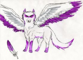 Purple Guardian by ZacharyWolf