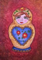 ATC Nesting Doll 1 by NellyTheBean